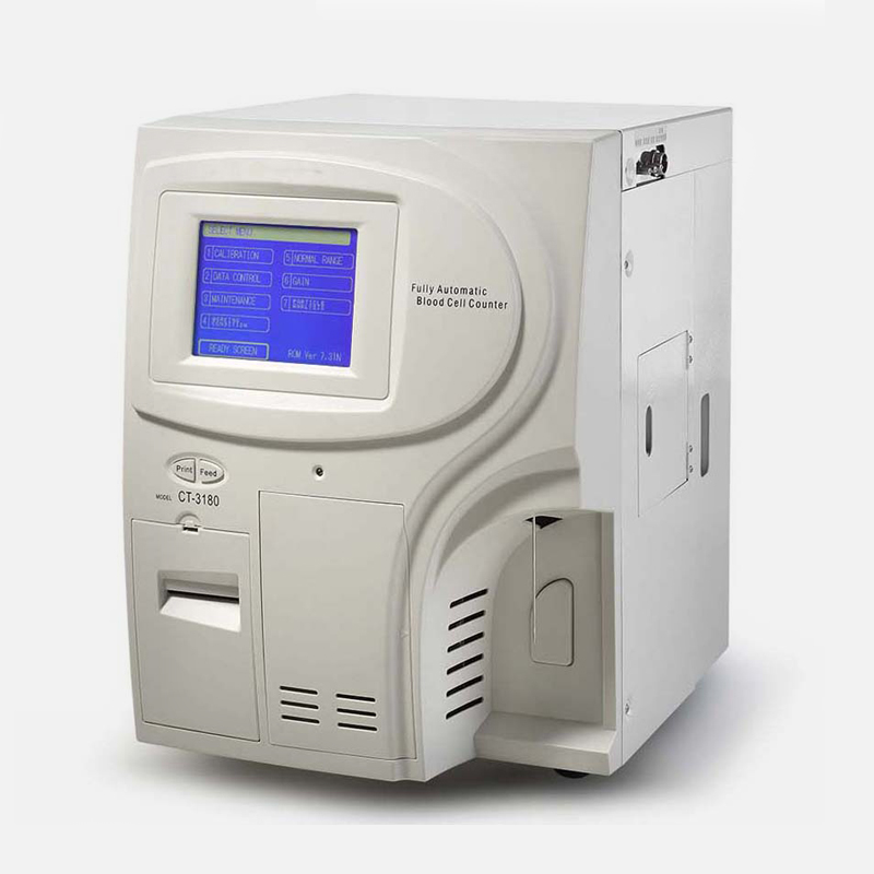 3-Part Differential Fully Automatic Hematology Analyze